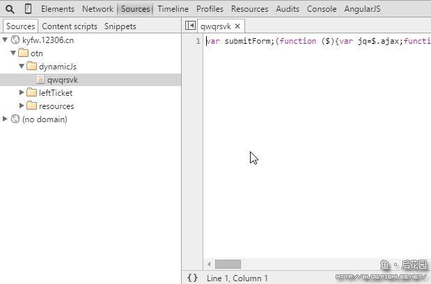 ticket_12306_demo_2_essentials_chrome_devtools_scriptdebugger_1
